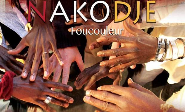"""Visuel du projet NAKODJE : Album """" FOUCOULEUR"""""""