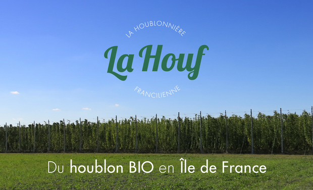 Visuel du projet La HOUblonnière Francilienne