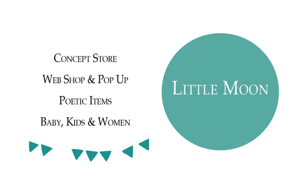 Project visual Little Moon Concept Store