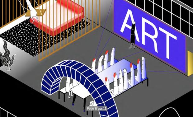 Visuel du projet House of Aaart