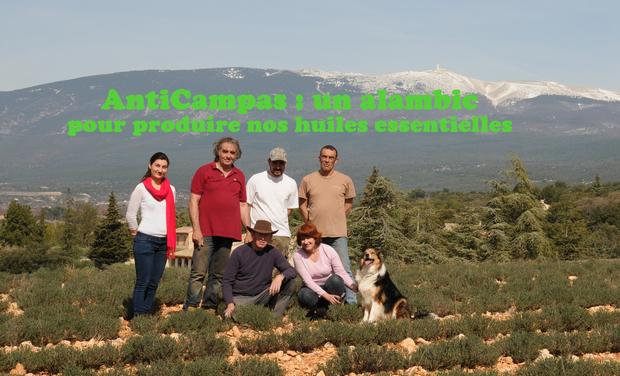 Visueel van project Soutenez le projet d'huiles essentielles Aroma Nesque