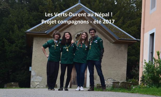 Visueel van project Projet Compagnon au Népal