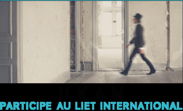 Visuel du projet UKAN participe au LIET International, Norvège
