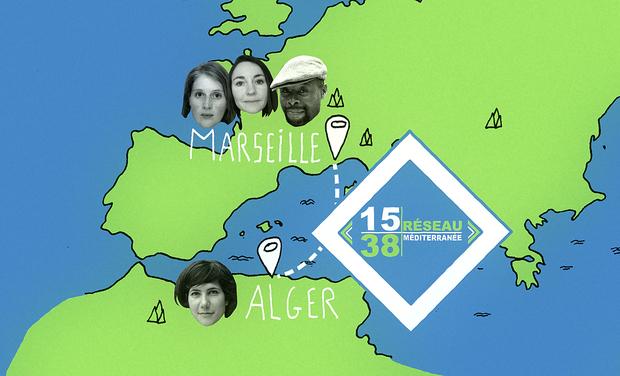 Project visual Le premier réseau d'information sur la Méditerranée
