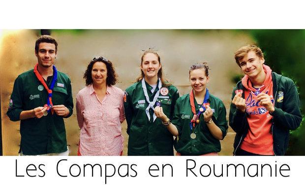 Visueel van project Les compas en Roumanie (solidarité environnemental)
