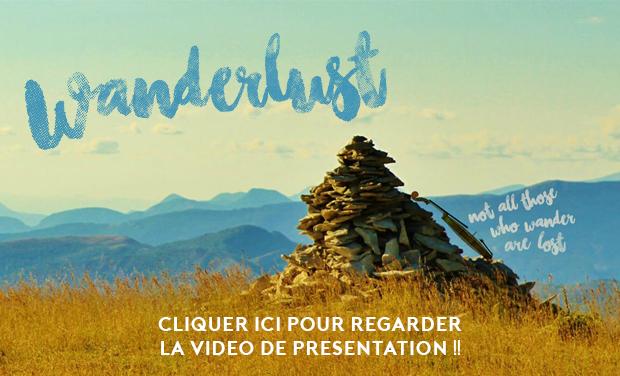 Project visual Wanderlust - 14 musiciens, 1 album