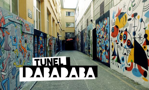 Visuel du projet TUNEL DABADABA