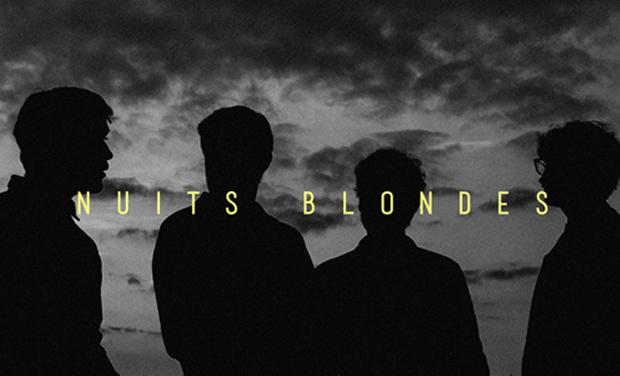 Visuel du projet NUITS BLONDES / Sortie de l'EP 6 Titres