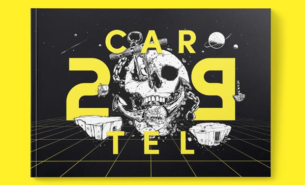 Project visual Cartel 29 : Le livre
