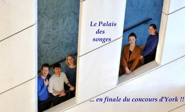 Visuel du projet Le Palais des songes en finale à York !