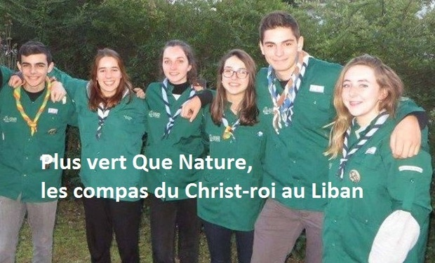 Visueel van project Les compagnons au Liban