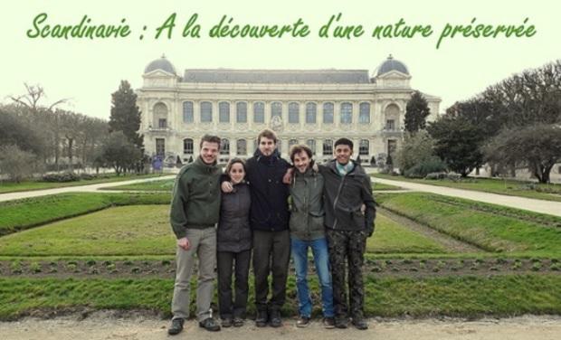Visuel du projet Scandinavie : A la découverte d'une nature préservée