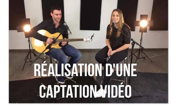 Visuel du projet Manon & Mika - Captation vidéo