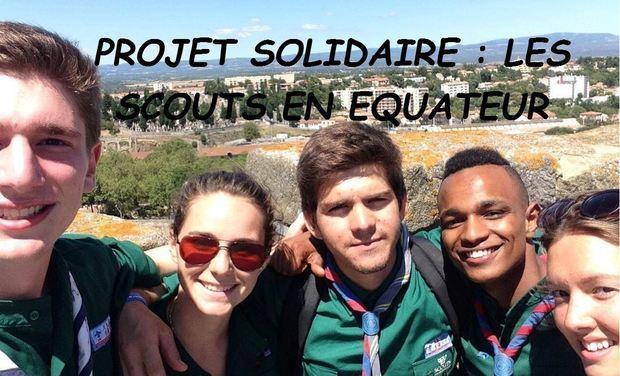 Visuel du projet La 5ème Compagnie en Equateur