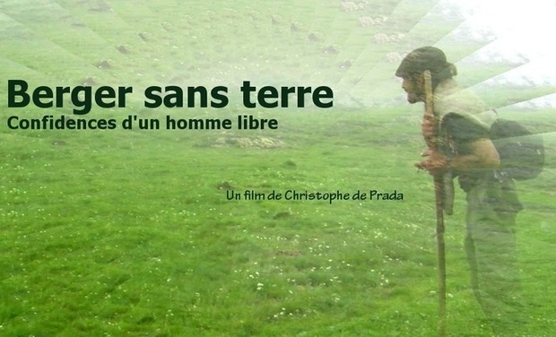 Project visual Berger sans terre, confidences d'un homme libre