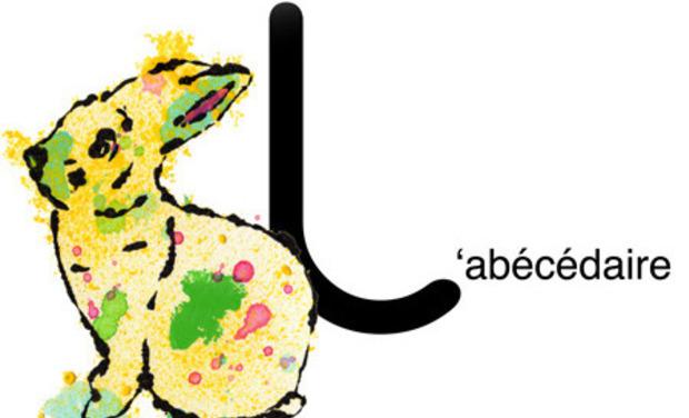 Visuel du projet Affiche abécédaire animalier