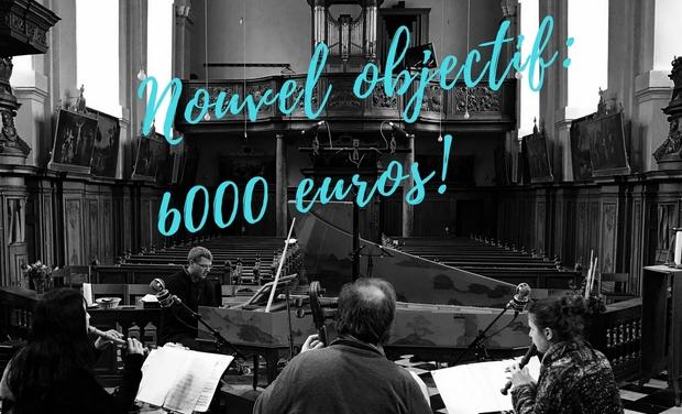 "Visuel du projet Nouveau CD Laterna Magica : ""Haendel's opera in chamber"""