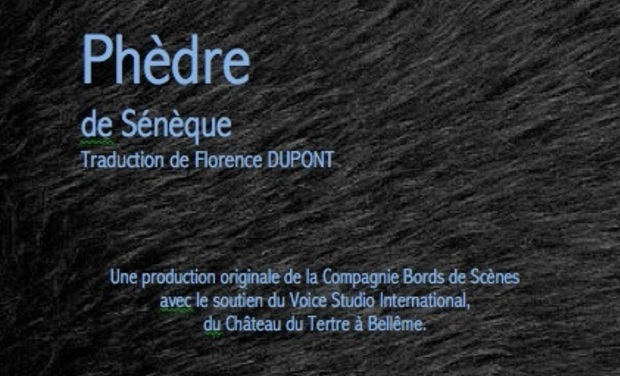 Visuel du projet Phèdre de Sénèque