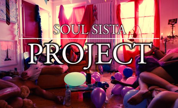 """Visuel du projet Nouveau clip des Soul Sista aka """"Les Puputes"""""""