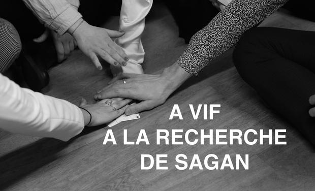 Project visual A vif. A la recherche de Sagan