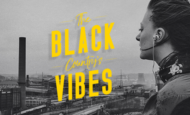 Visueel van project THE BLACK COUNTRY'S VIBES – EMISSION TELE