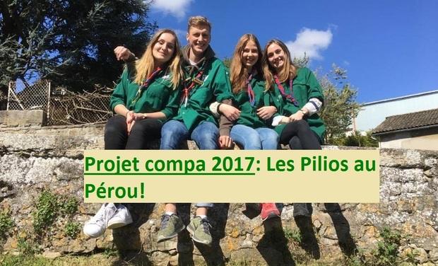 Visuel du projet Projet compa 2017 : les Pilios au Pérou