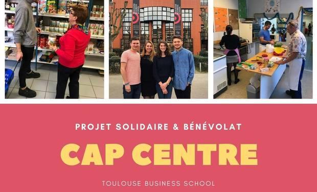 Visueel van project Projet Cap Centre
