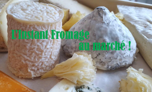 Project visual L'Instant Fromage au marché !