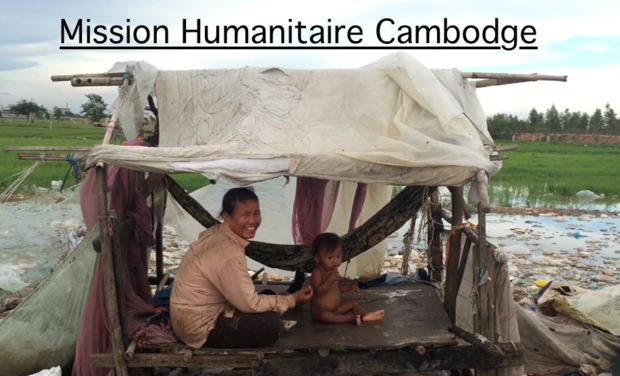 Project visual Mission humanitaire Poids Plume Asie