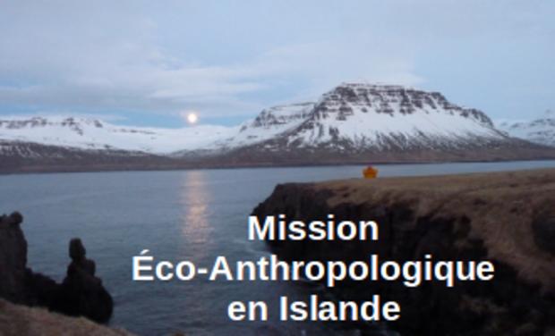 Project visual Mission Éco-Anthropologique en Islande