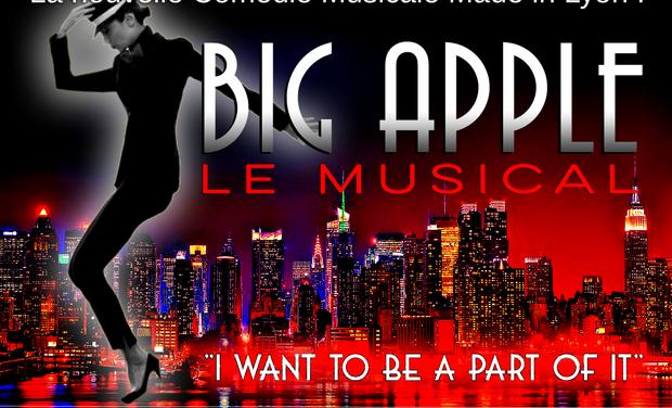 Visueel van project Big Apple - Le Musical Made in Lyon