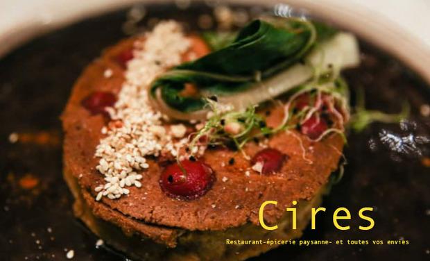 """Visuel du projet La grange de Cires : Un restaurant au service du """"bien vivre ensemble"""""""