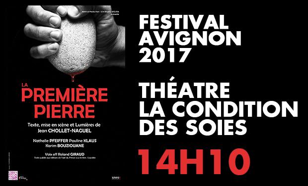 Project visual La Première Pierre
