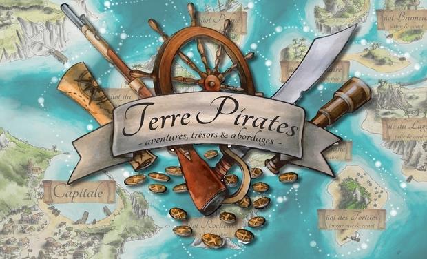 Visuel du projet Terre Pirates : La chasse aux trésors !
