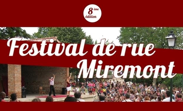 Visuel du projet Festival de rue de Miremont