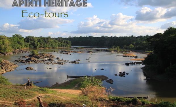Visuel du projet Apinti Heritage, éco-tours