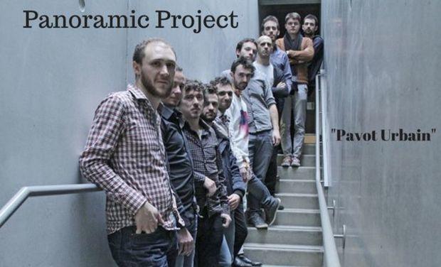 """Visuel du projet Panoramic Project - Album """"Pavot Urbain"""""""