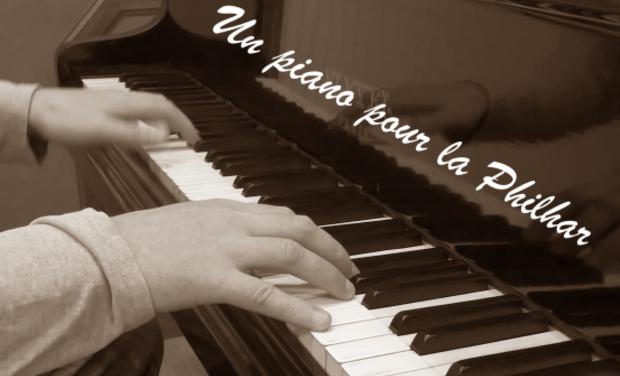 Visuel du projet Un piano pour la philhar