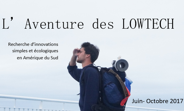 Project visual A la recherche d'innovations LowTech en Amérique du Sud!