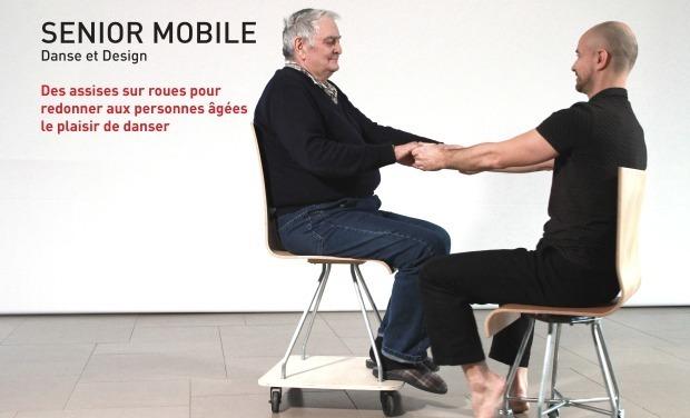 Visuel du projet Senior Mobile