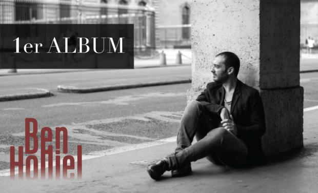 Project visual Ben Holliel - 1er album