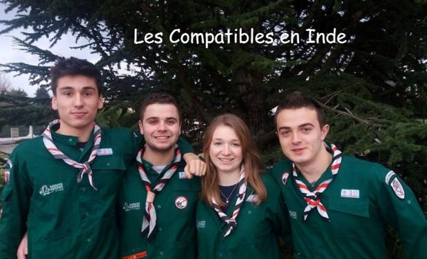 Visueel van project Les Compatibles en Inde