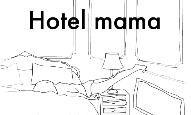 Project visual Hotel Mama