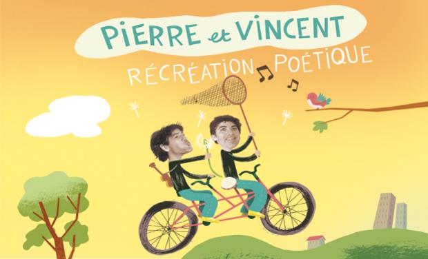 Visueel van project Récréation poétique