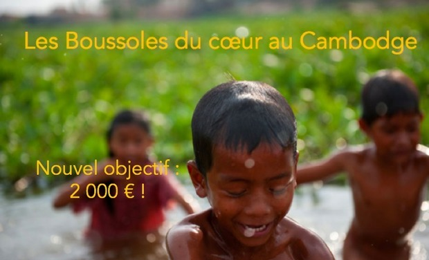 Project visual Les Boussoles du Coeur au Cambodge !