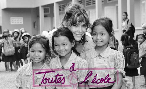 Visuel du projet Toutes à l'école - TAE PROJECT