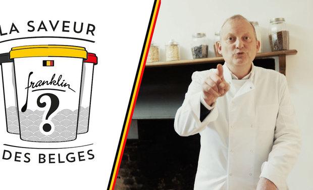 Visuel du projet La saveur des Belges