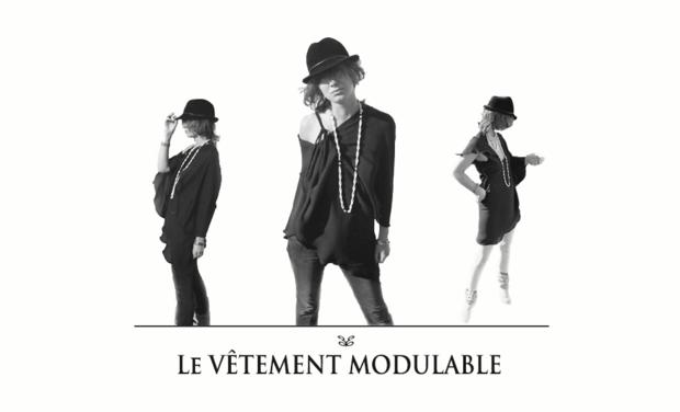 Visuel du projet Le Vêtement Modulable