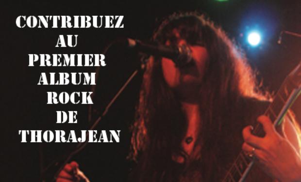 Visuel du projet Premier Album Rock de ThoraJean