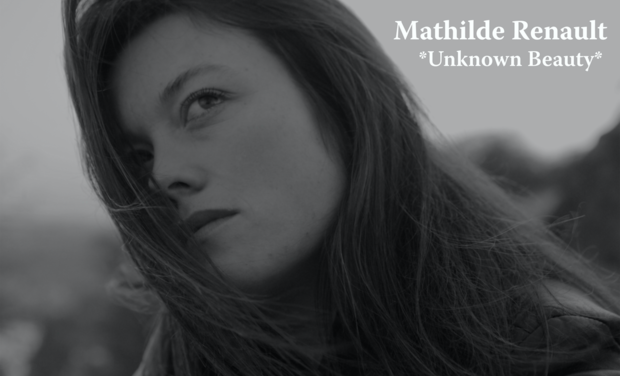 Visuel du projet Mathilde Renault - New ep * Unknown beauty *